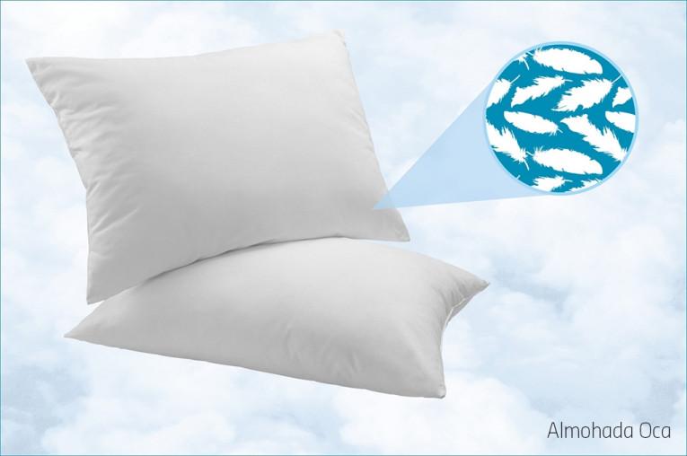 Duerma en una nube gracias a la suavidad de las almohadas de Top Nimbos