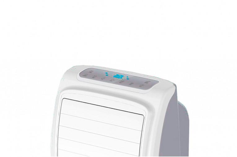 Enfríe, caliente, ventile y purifique su hogar con el climatizador todo en uno de Symphony