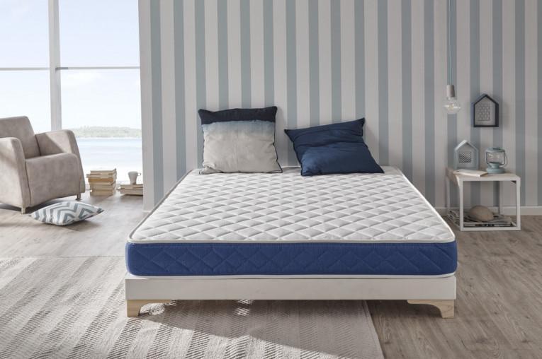 Su descanso sobre el colchón Eco Bio Luxury, acierto en comodidad, calidad y ahorro (firmeza media)