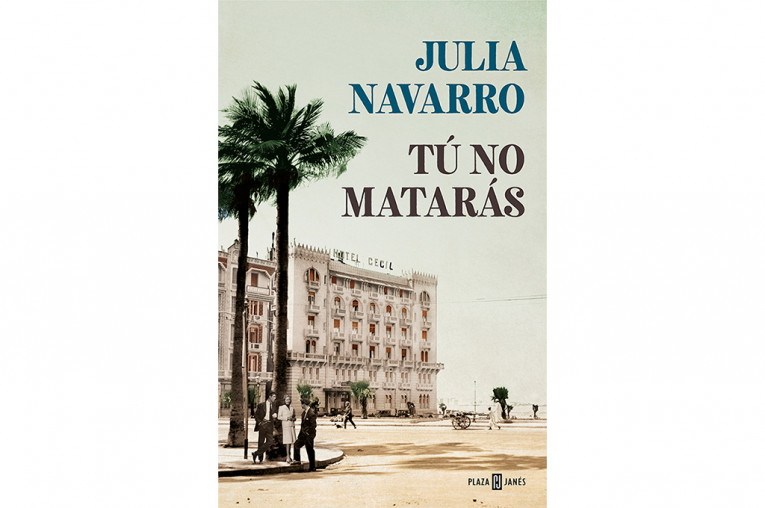 Julia Navarro: Tú no matarás