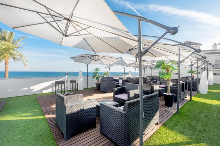 Mijas 1, 2, 3, 5 o 7 noches en habitación doble y M/P en el Vik Gran Hotel Costa del Sol 4* para 2