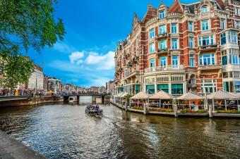 Ámsterdam y Bruselas, 6 días en hotel 3* o 4* con vuelo (i/v) incluido para 2 personas