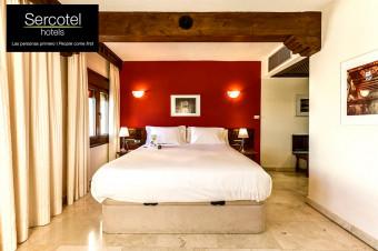 Explore Toledo 1, 2 o 3 noches en el Hotel Alfonso VI 4* y media pensión en habitación doble