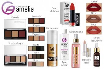 Amelia Cosmetics: El pack de cosmética perfecto para su día a día con varios tonos a elegir