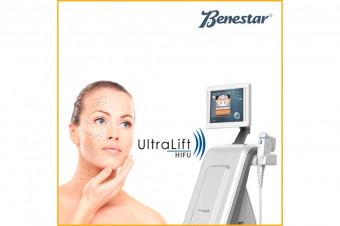 Tratamiento Antiaging HIFU completo para alisar la piel