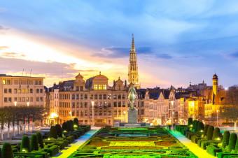 Bruselas, Brujas y Gante, 4 días en hotel 3* o 4* con vuelo (i/v) incluido para 2 personas