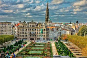 Bruselas y Brujas, 6 días en hotel 3* o 4* con vuelo (i/v) incluido para 2 personas