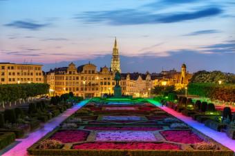 Bruselas, 3, 4 o 5 días en hotel de 3* con vuelo incluido (i/v) para 2 personas.