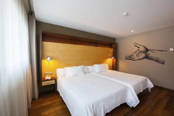 Benasque, Huesca: 1, 2, 3 o 5 noches en habitación doble con M/P y Spa en el Hotel Aneto