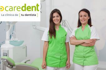 Clínicas Caredent: limpieza dental