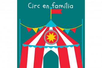 Bono de 3 clases de talleres familiares de Circo Rogelio Rivel para disfrutar en familia