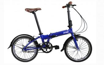 Ryme: bicicleta plegable modelo Citizen