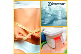 Bono de 1, 2 o 3 sesiones de tratamiento corporal Criolipólisis para eliminar grasas localizadas