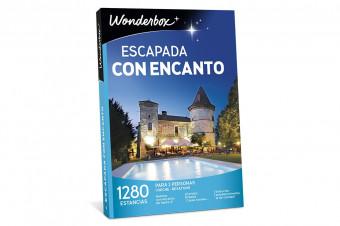 Wonderbox: Escapada con encanto, una experiencia, un regalo o una escapada