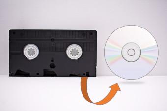 La digitalización de sus cintas de vídeo VHS de forma cómoda y rápida gracias a FotoScaner