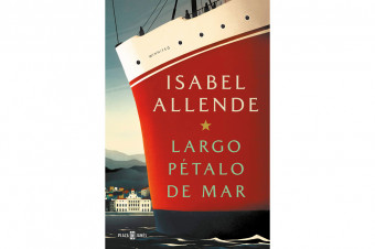 Isabel Allende: Largo pétalo de mar