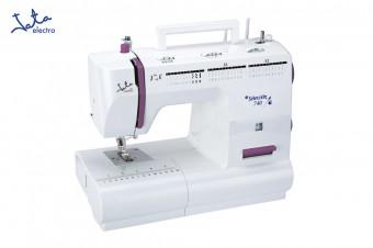 Jata: máquina de coser