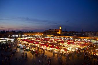 Marrakech, 3, 4 o 5 días en hotel de 4* con vuelo incluido (i/v) para 2 personas.