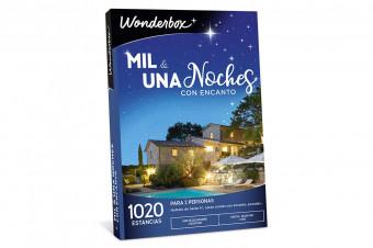 Wonderbox: Mil & Una Noches con encanto, una experiencia, un regalo o una escapada