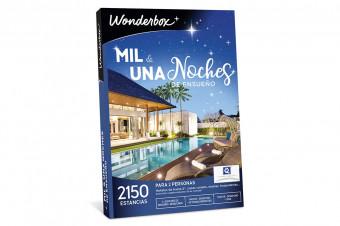 Wonderbox: Mil & Una Noches de ensueño, una experiencia, un regalo o una escapada