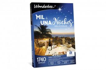 Wonderbox: Mil & Una Noches deliciosas, una experiencia, un regalo o una escapada