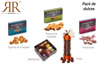 Endulza tu hogar con los mejores turrones y los más ricos dulces de Enrique Rech