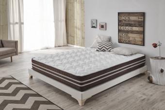 Colchón Memory Luxe, su futuro colchón de gran calidad y confort al mejor precio (firmeza media)
