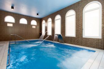 Relax y bienestar en compañía: Circuito termal en el hotel balneario Vichy Catalán para 2