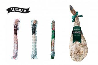 Aljomar: Deguste la mejor paleta ibérica de cebo y embutidos ibéricos de bellota en su hogar