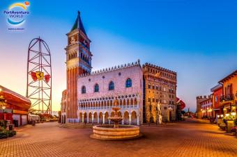 ¡Pase unos días de aventura en Ferrari Land y PortAventura Park! Entradas y hotel 3* en Salou.