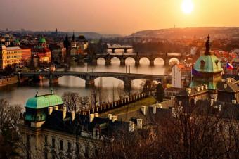 Praga, Viena y Budapest: 7 días con vuelo para 2 personas