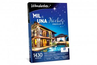 Wonderbox: Mil & Una Noches Premium, una experiencia, un regalo o una escapada