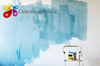 Pinte su hogar: Pinturas y servicio de pintura para su techo y paredes con Colorexperiencia