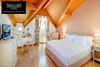 Hotel Villa de Laguardia 4*: de 2 a 4 días con desayuno, circuito hidrotermal y visita a bodega