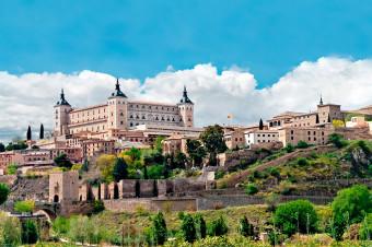 Busvisión: Descubra Toledo, ciudad de ambiente medieval con visita panorámica de i/v