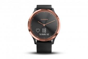 Controle su salud desde su muñeca con este reloj deportivo Vívomove HR marca Garmin