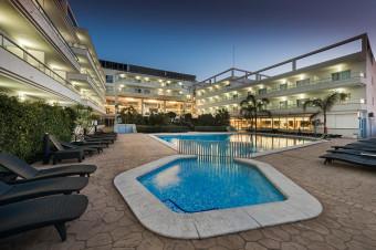 Alicante 2, 3, 5 o 7 noches en régimen a elegir y circuito Spa en el Hotel Sun Palace Albir 4*
