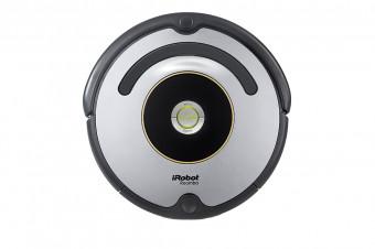 Robot aspirador iRobot 615 de Roomba, el compañero perfecto para una casa impecable.