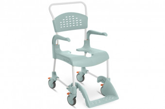 Convierta el cuarto de baño en un lugar más accesible con la silla de ruedas de higiene Clean