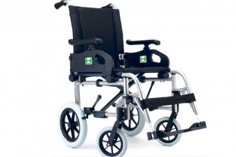 Acceda a lugares estrechos con esta silla de ruedas Dromos de menos de 50 cm de ancho