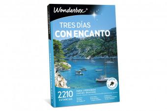 Wonderbox: Tres días con encanto, una experiencia, un regalo o una escapada
