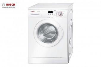 Bosch: Lavadora con carga frontal de 7 kg Blanco WAE20067ES