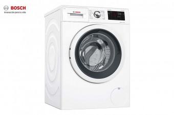 Bosch: Lavadora con carga frontal de 8 kg Blanco WAT24662ES