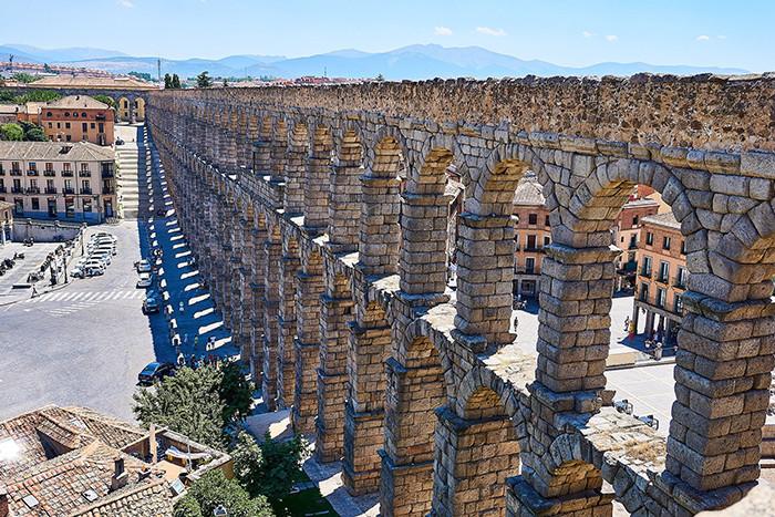 Los 4 acueductos romanos más impresionantes de España