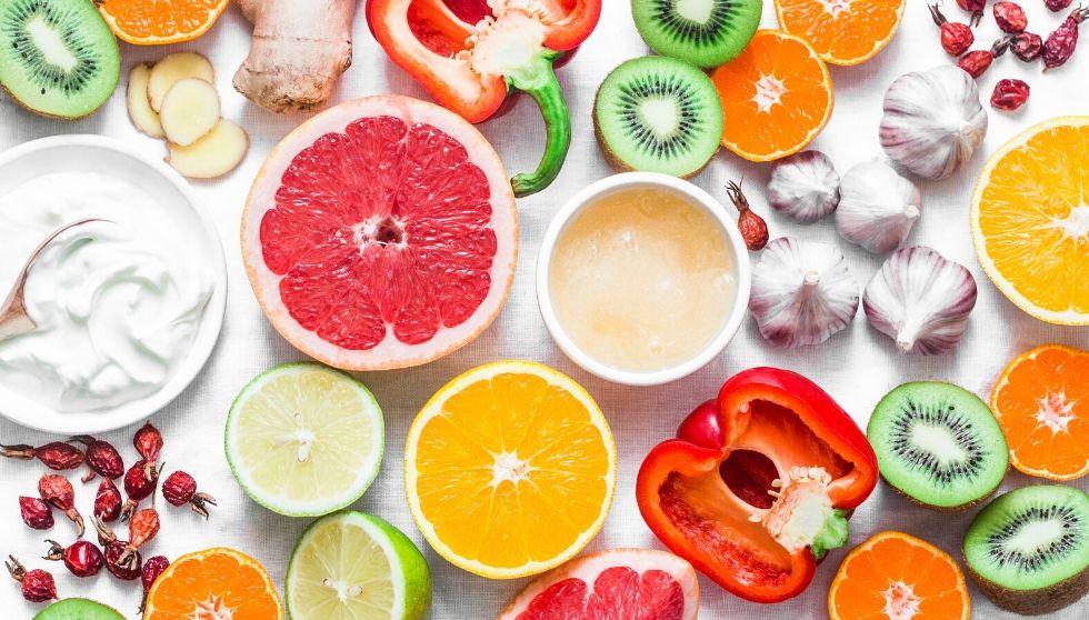 Alimentos para fortalecer el sistema inmunológico a partir de los 55