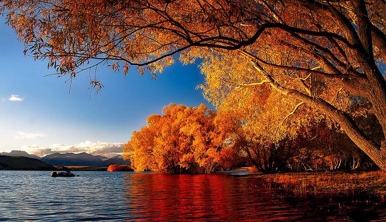 Los mejores destinos para viajar en otoño por España