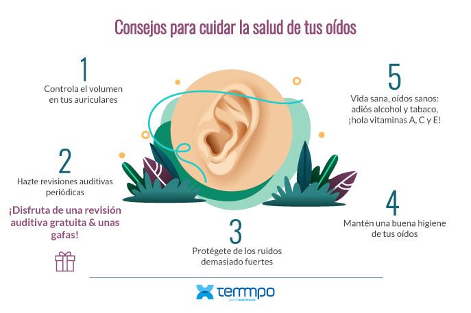 5 consejos para cuidar tus oídos
