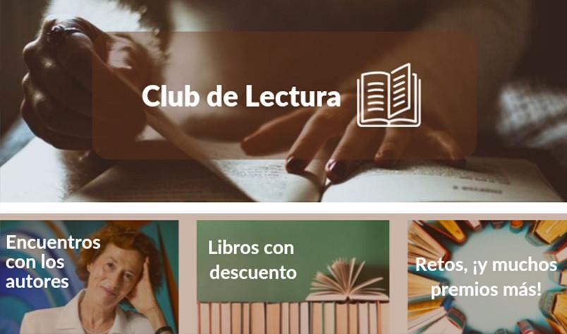 Club de Lectura: Cultiva al lector que llevas dentro