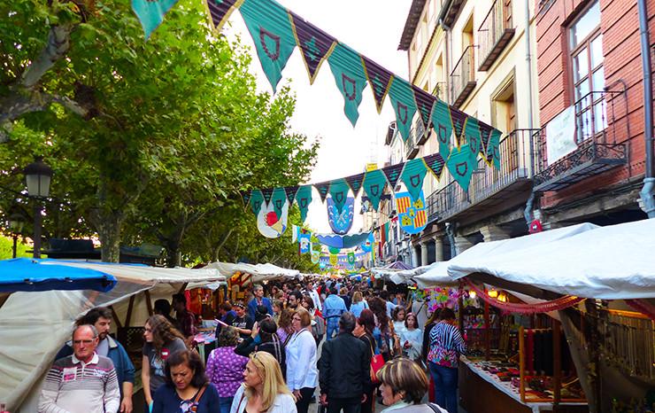 Vive el Mercado Medieval más grande de Europa