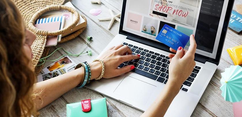 Comprar en la web: todas las ventajas